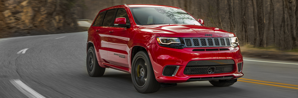 Jeep Grand Cherokee vs Ford Explorer