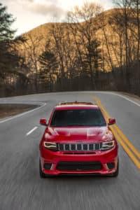 Performance of Jeep Cherokee vs Grand Cherokee Hamilton NY