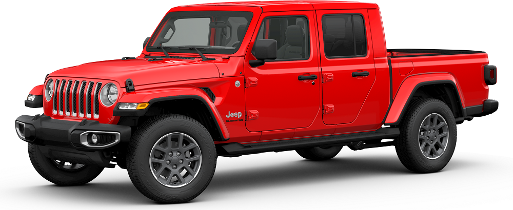 Jeep Gladiator Towing Capacity