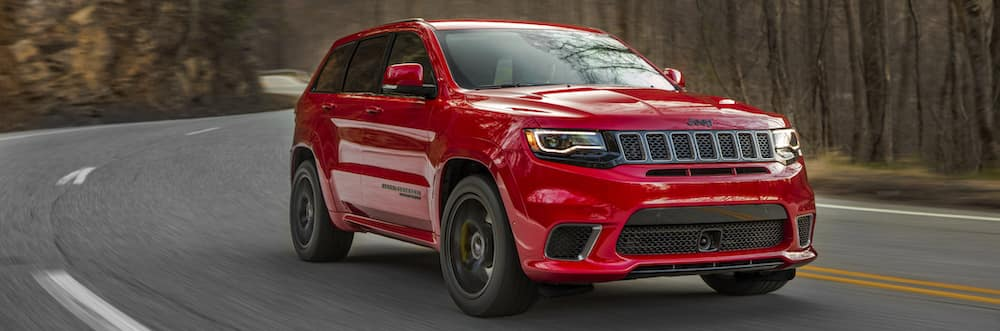 Jeep Compass vs Grand Cherokee Comparison University CDJR