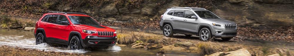 Jeep Compass vs Jeep Cherokee Comparison Review Hamilton NY