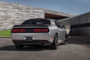 Dodge Challenger Reassuring Safety Features