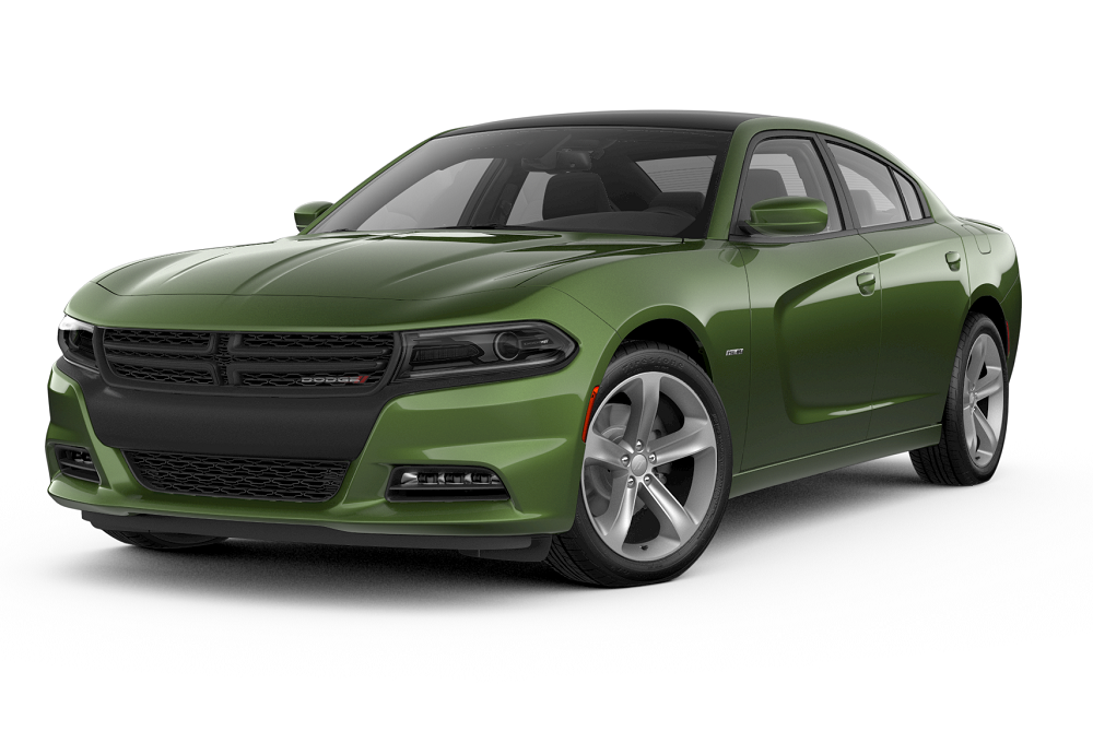 Dodge Charger Design