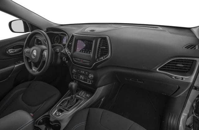 2019 Jeep Cherokee Technology