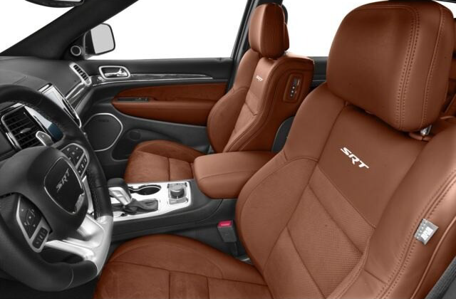 Jeep Grand Cherokee Interior Style
