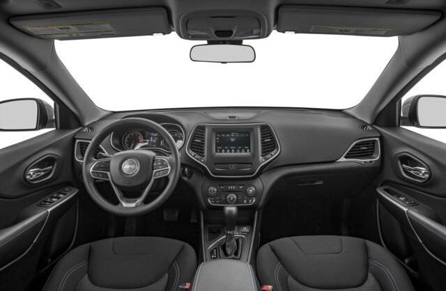 Jeep Cherokee Interior Comfort