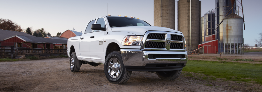 Ram 2500 Tradesman Bright White