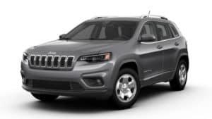 2019 Jeep Cherokee Latitude FWD Billet Silver Metallic