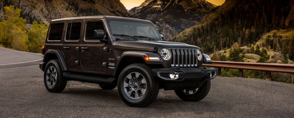2019 Jeep Wrangler Towing Capacity