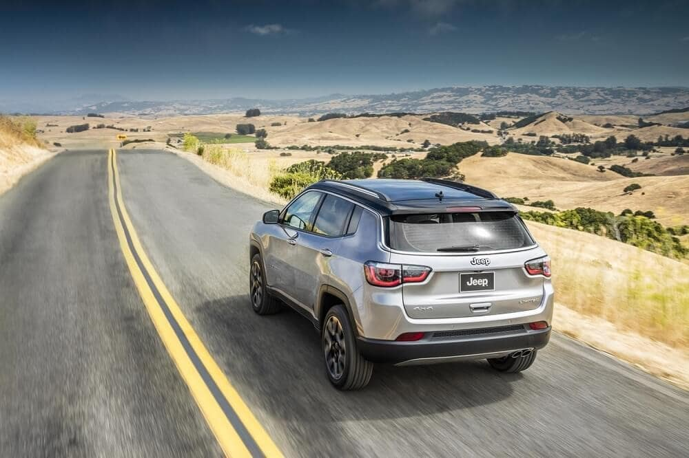 Jeep Compass Safety Features