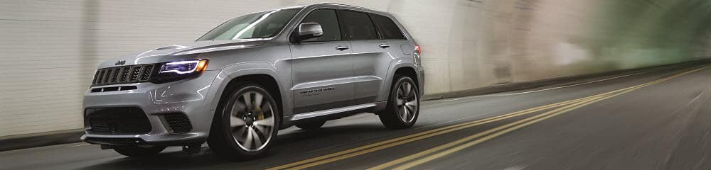 Jeep Grand Cherokee Engine Specs
