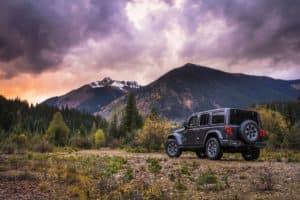 2021 Jeep Wrangler vs Ford Bronco Hamilton NY
