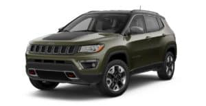 Jeep Compass Olive Green