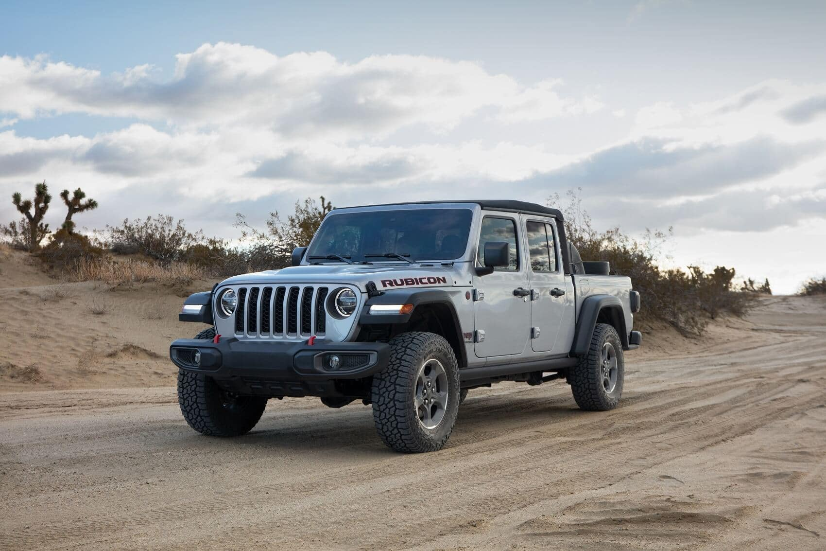 2021 Jeep Gladiator: Capabilities