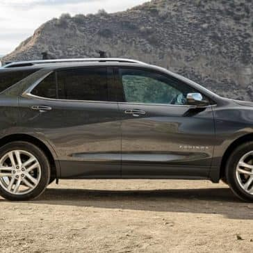 2019 Chevrolet Equinox Parked
