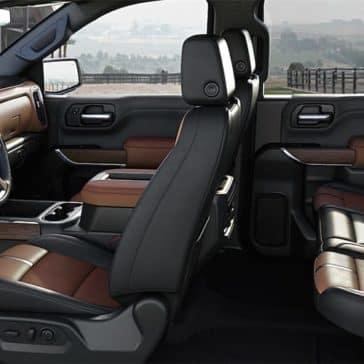 2019 Chevrolet Silverado Interior