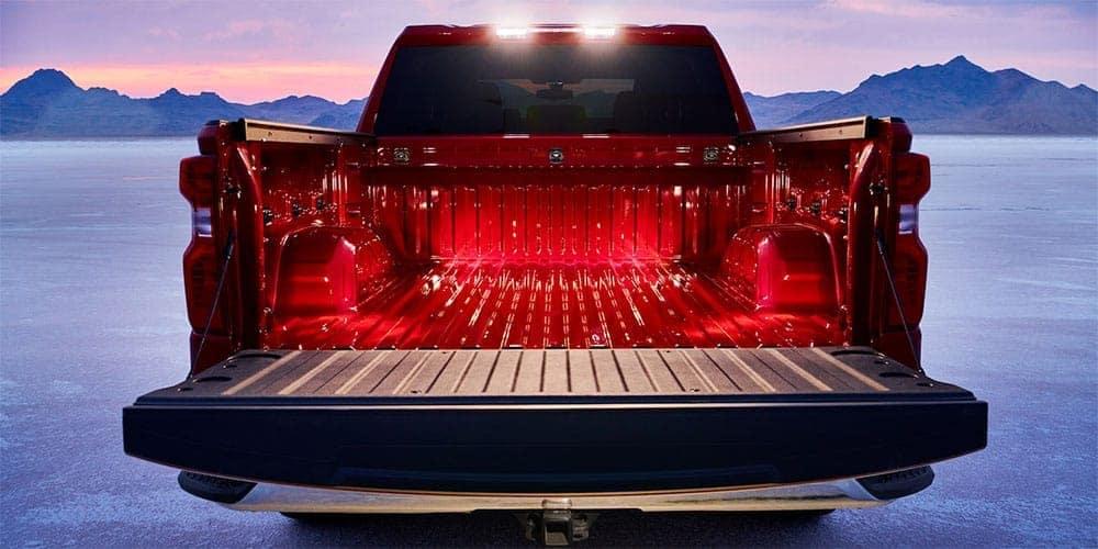 2019 Chevrolet Silverado 1500 Trunk