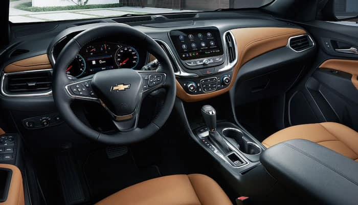 2019 Chevrolet Equinox Interior Features