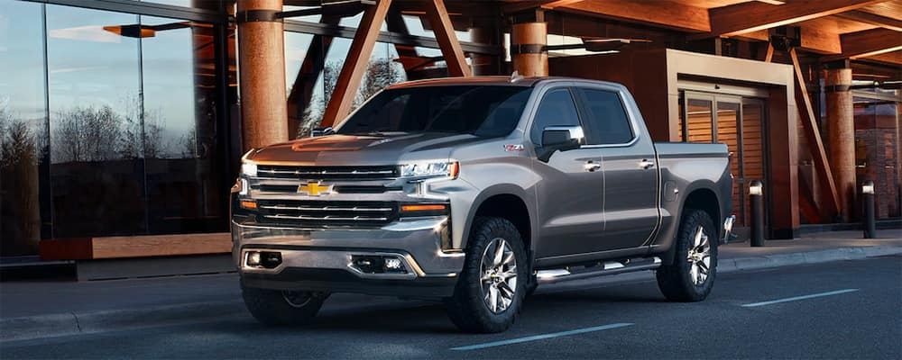 2020 Chevrolet Silverado Price Silverado Trims Volume