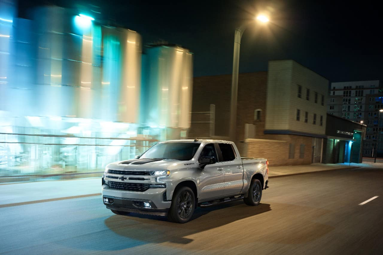 2020 Silverado Rally Edition revealed at State Fair of Texas