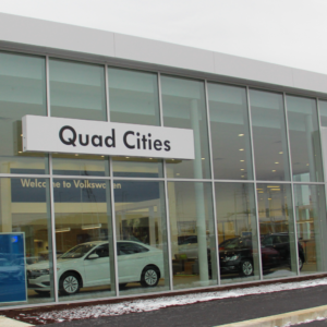 Volkswagen of Quad Cities Store Front