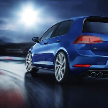 Volkswagen_Golf_R_Driving_On_Track_Rear