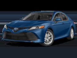2019 Toyota Camry Hybrid blue