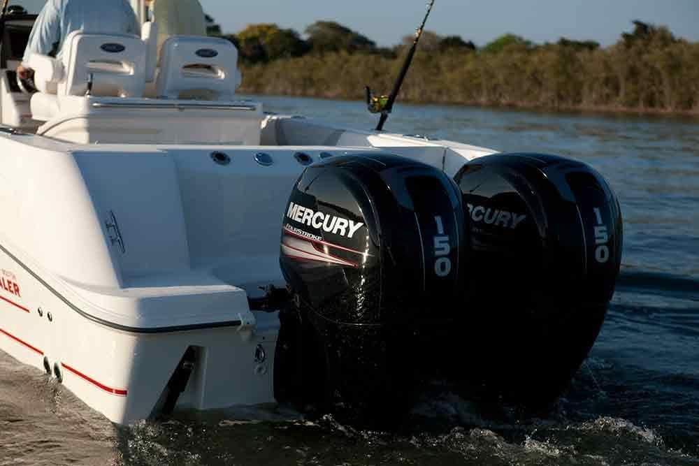 Advantages of Twin Outboard Motors on Your Boat