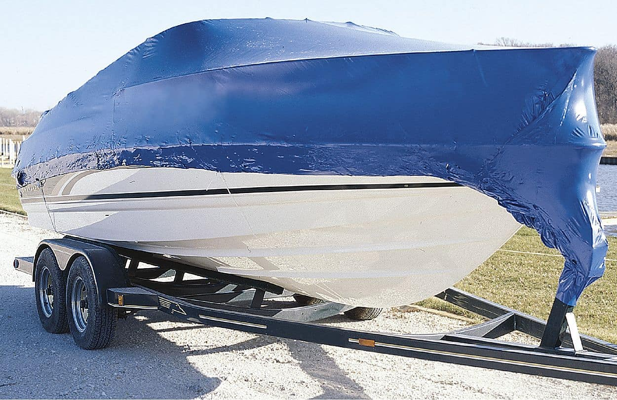 Benefits of Shrink Wrapping Your Boat | Westshore Marine