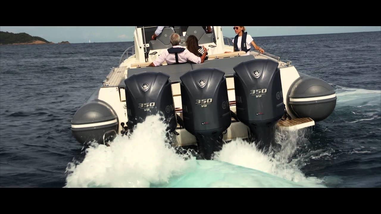 Top Reasons Boats Have Multiple Outboard Motors