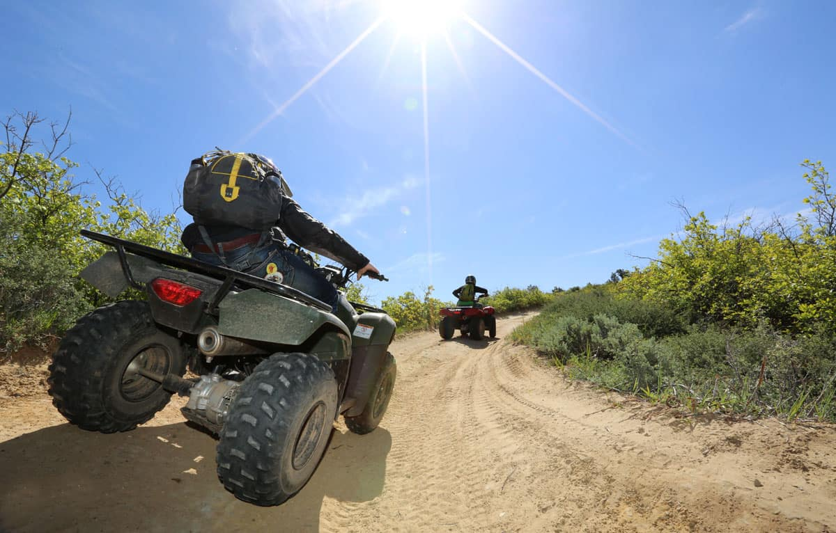 Purchasing a Used ATV