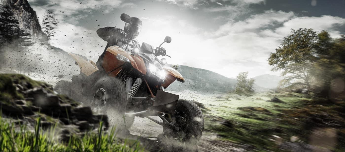 ATV Hydrolocks