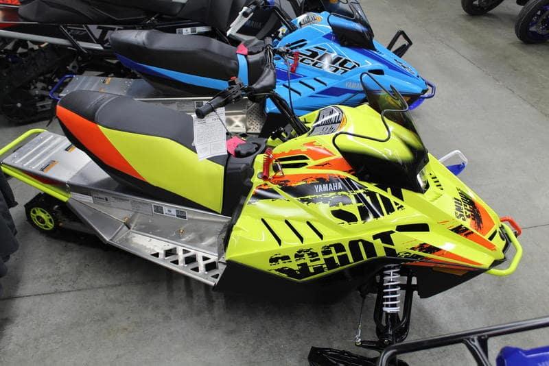 Yamaha Snoscoot 200 ES