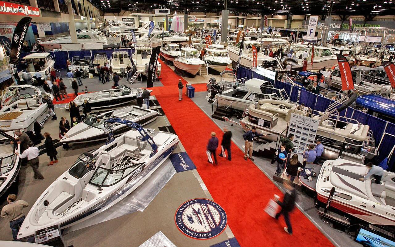 Winnipeg Boat Show Exhibit