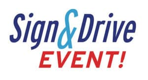 Young Mazda Sign And Drive Event