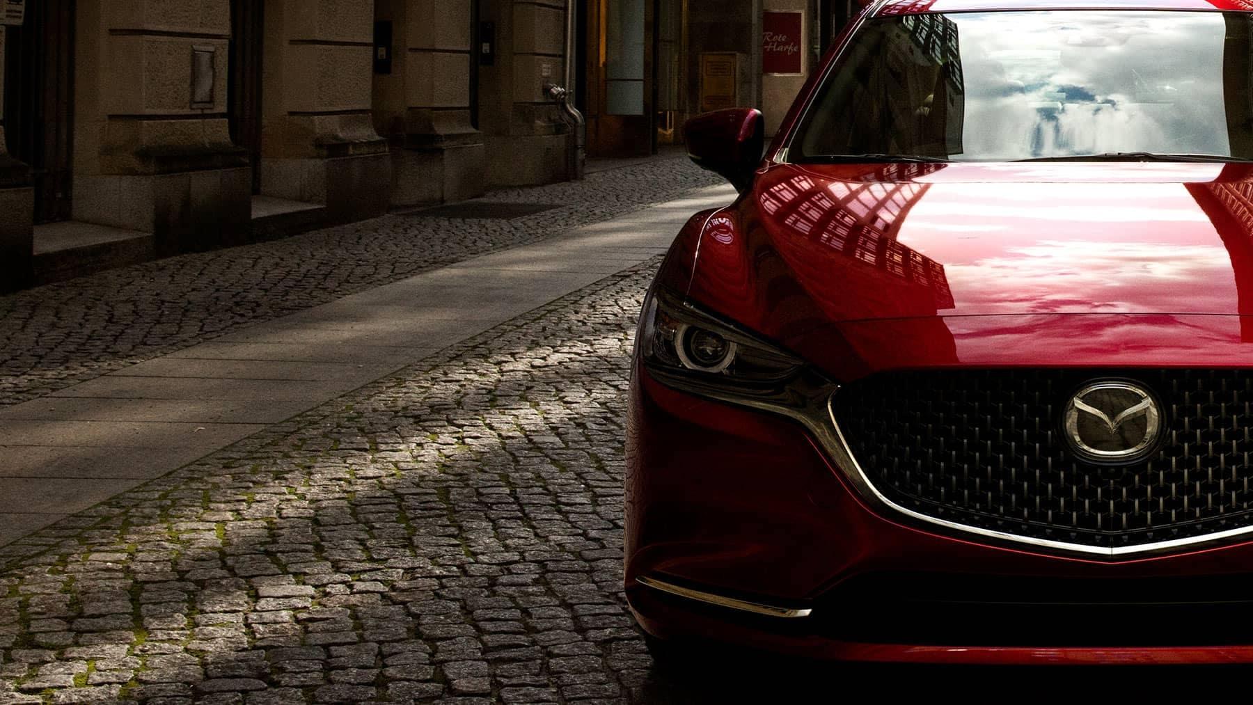 2018 Mazda 6 Grill