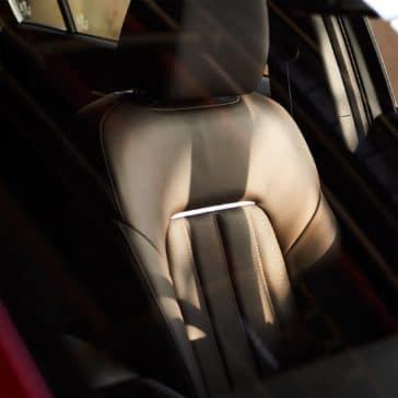 2018 Mazda 6 Seating