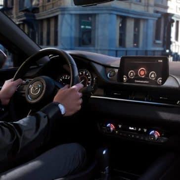 2018 Mazda 6 Dash