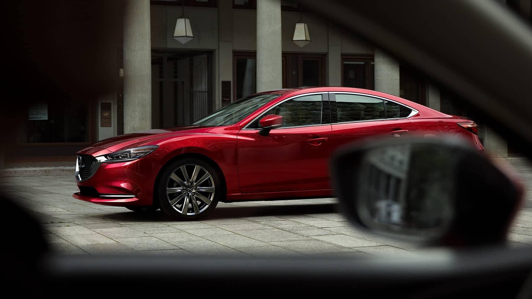 2018 Mazda 6 Parked