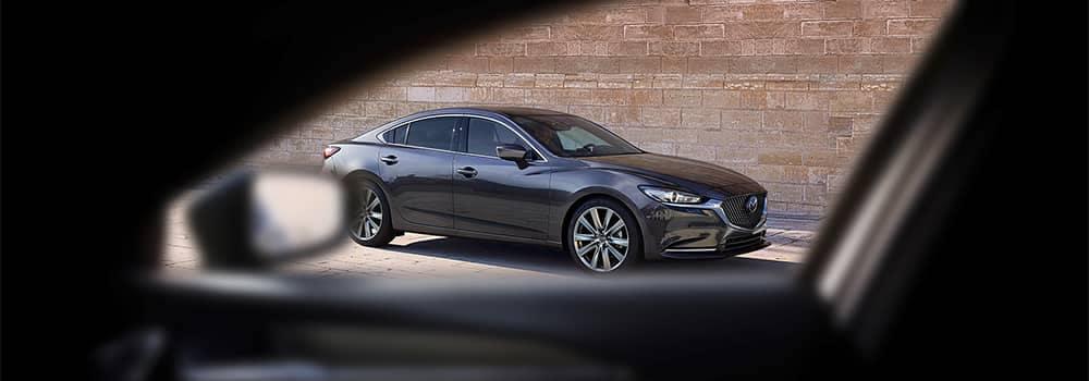 Mazda6 Parked