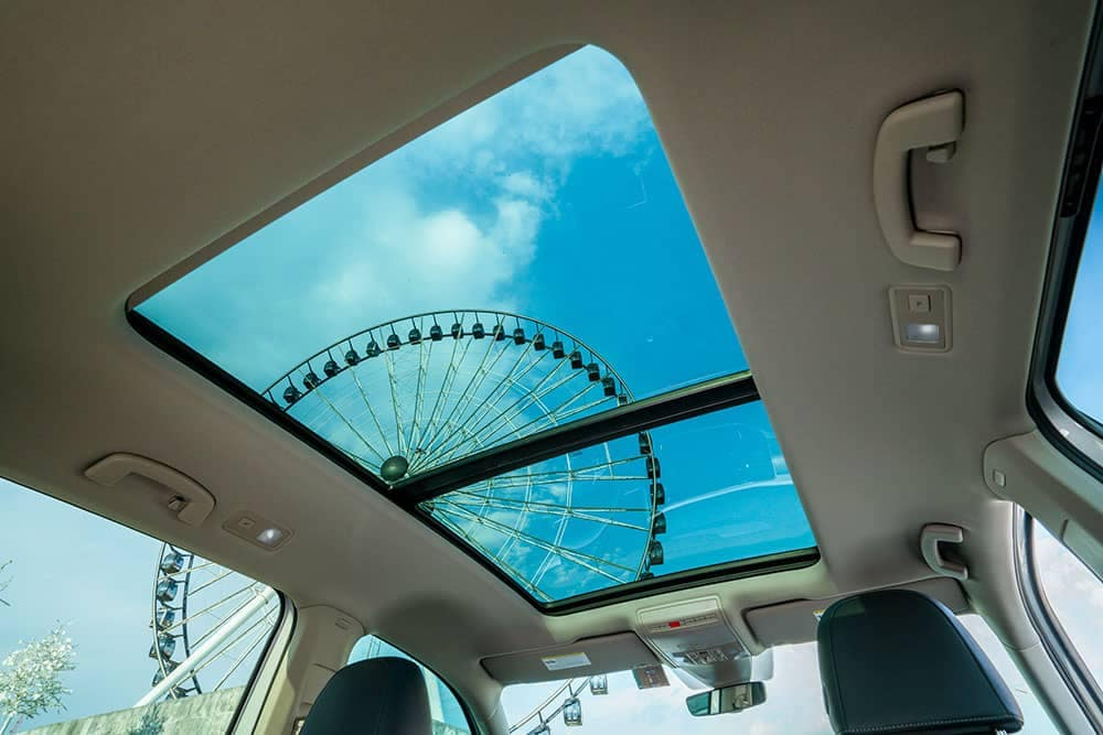 2019 Volkswagen Atlas Panoramic Roof