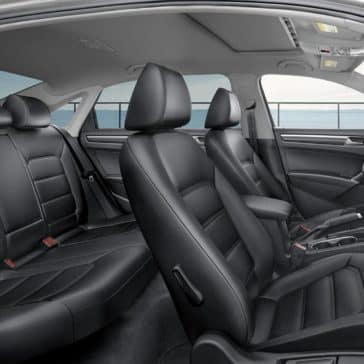 2019-Volkswagen-Passat-seating