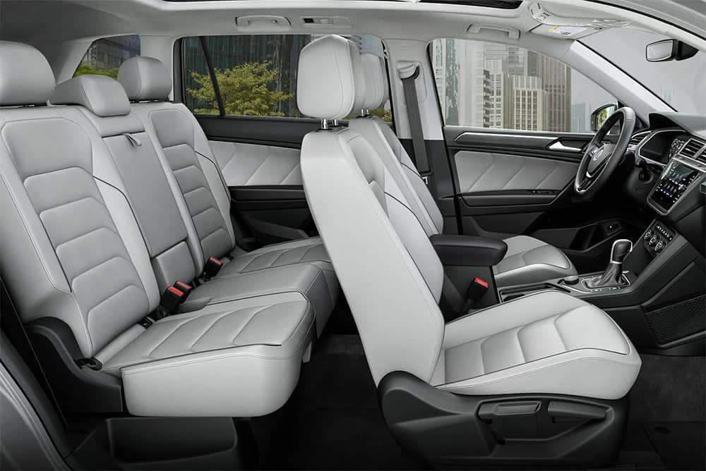 2019 VW Tiguan Seating
