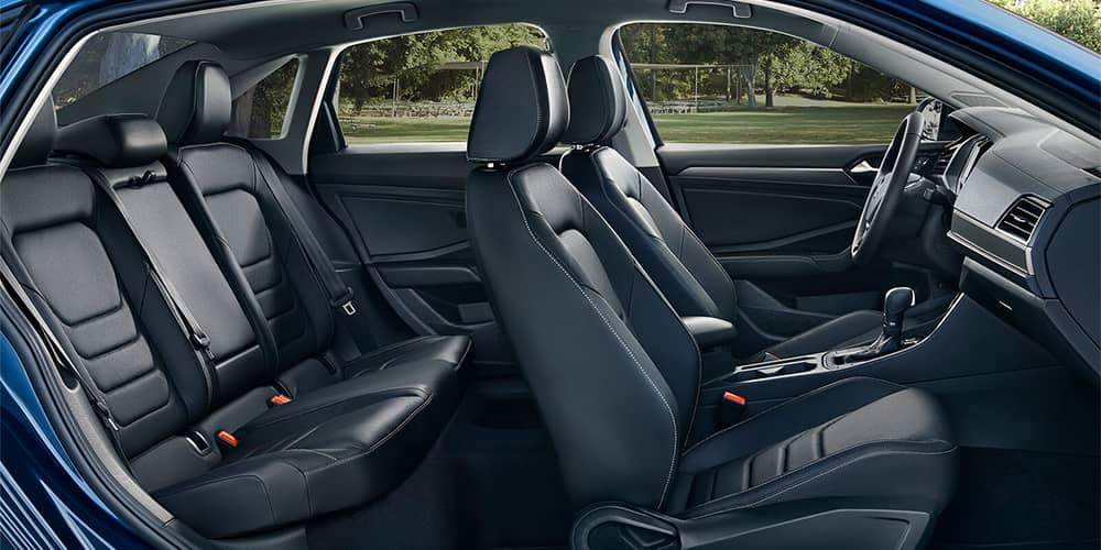 2019 Volkswagen Jetta Interior Seating