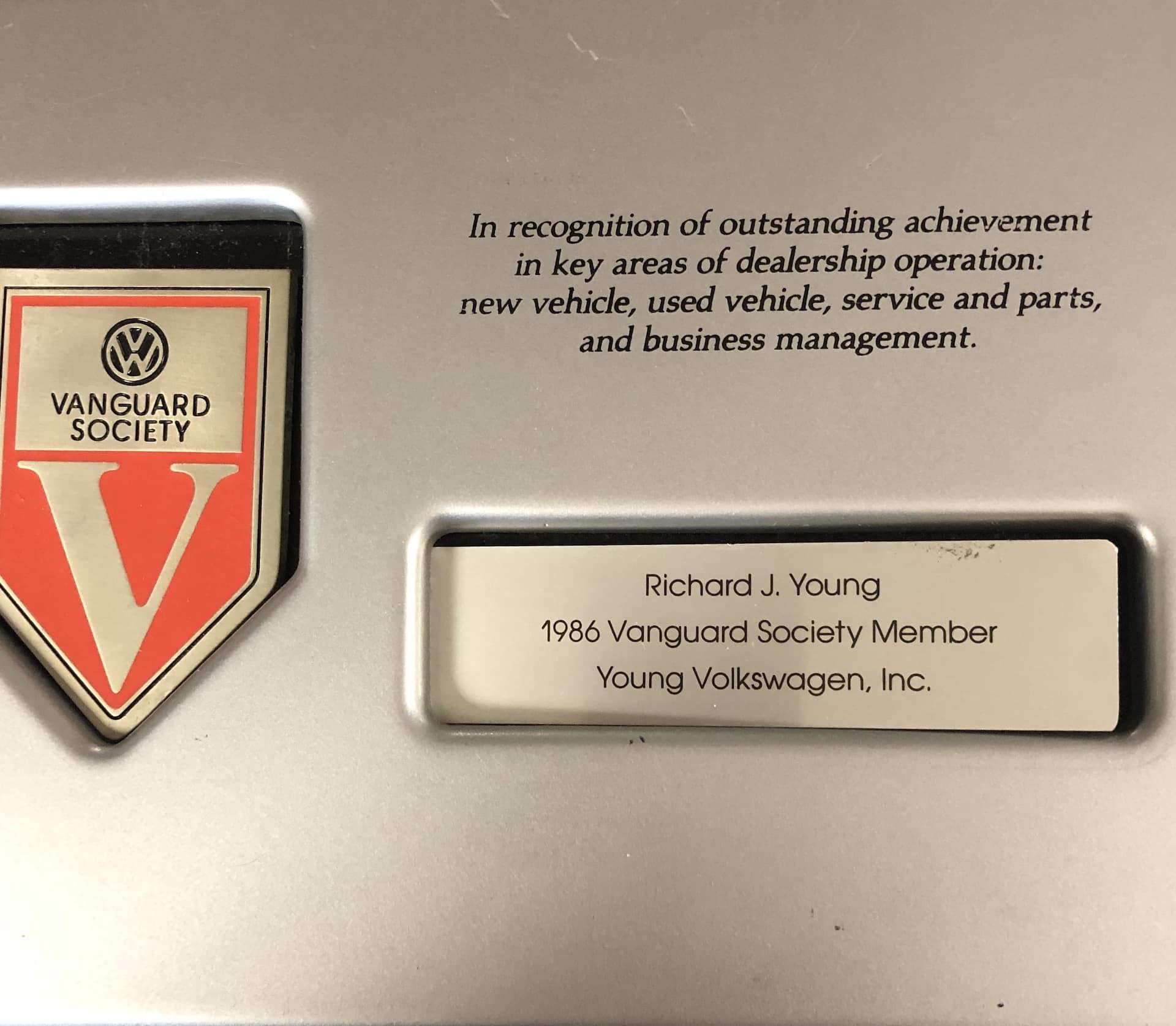 Vanguard Society