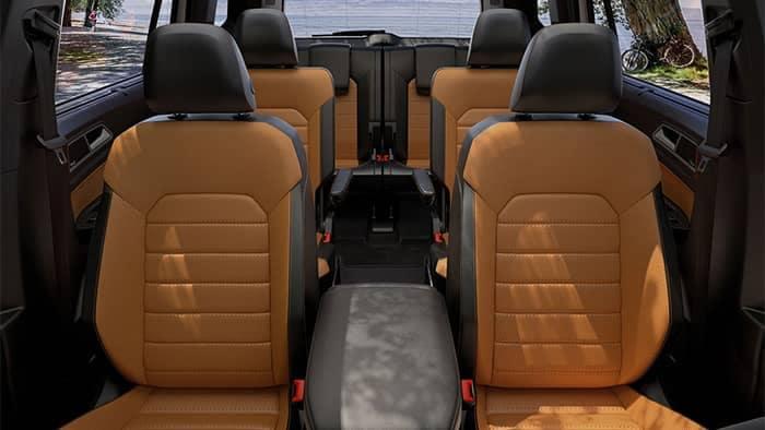Volkswagen Atlas Seating Options