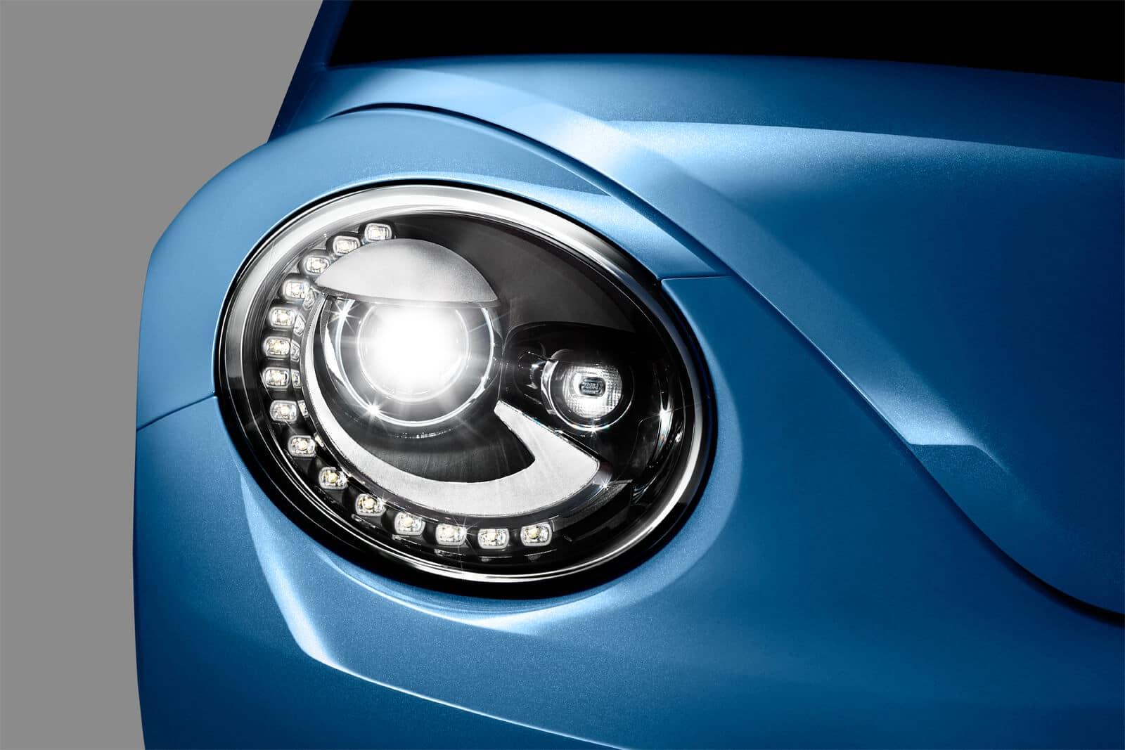 2019 VW Beetle Headlight