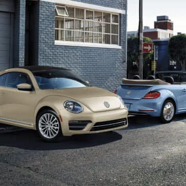 2019 VW Beetle Pair