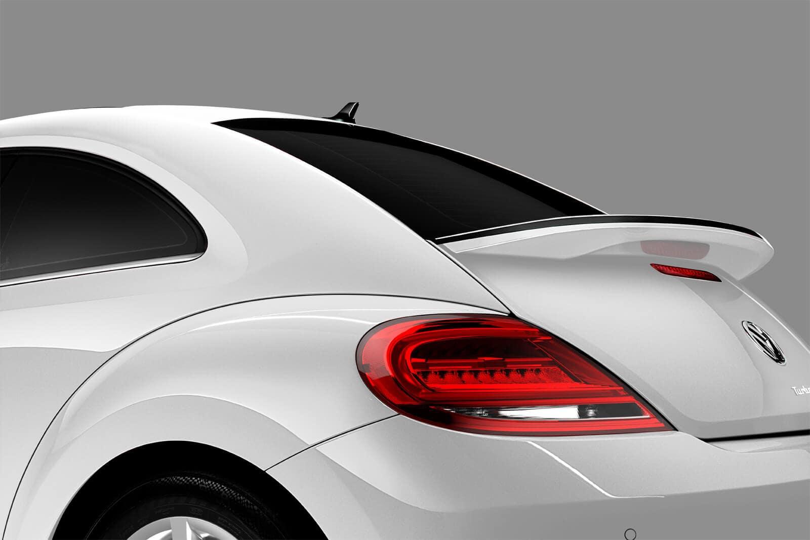 2019 VW Beetle Rear
