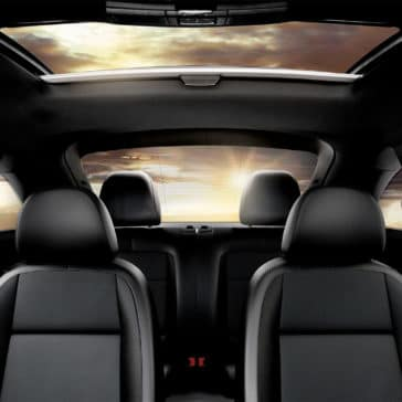 2019 VW Beetle Seating